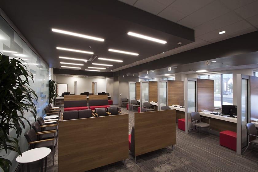 The Ohio State University Wexner Medical Center Upper Arlington Ford Associates